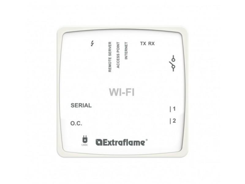 Modul de control prin WiFi