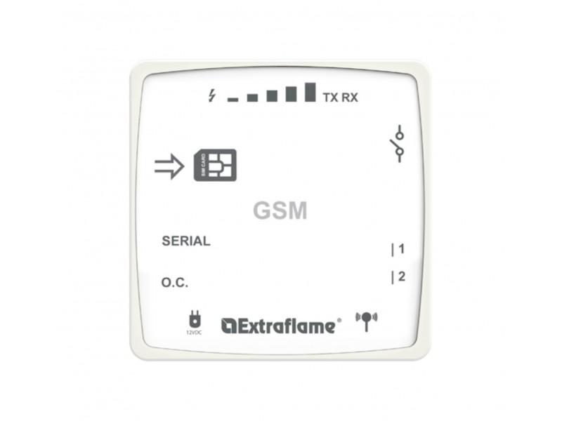 Modul de control prin GSM